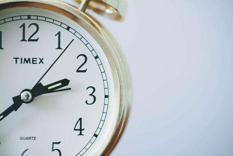 controllo presenze e tempo